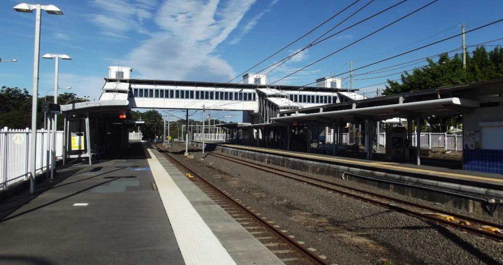 Kuraby Railway